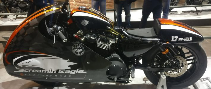 Some pics from this year's EICMA